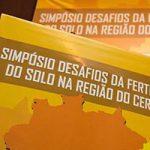 """III Simpósio """"Desafios da Fertilidade do Solo na Região do Cerrado"""", 05 e 06 de setembro, presença da Agrivalle: Confirmada!"""